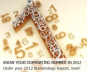 Numerology Year Ahead 2012 House Names In Numerology